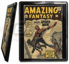 """Comic Book Showcase Displays - Current Age Size