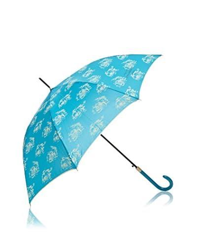Dots Paraguas Tual de Juy Azul