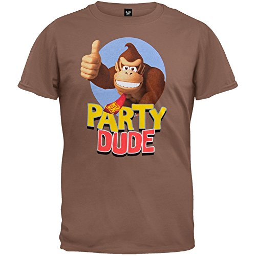Old Glory Nintendo - Mens Donkey Kong Party