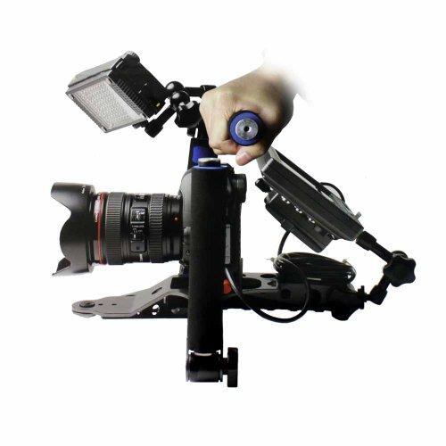 DSLRリグ DVカメラ用 ショルダーマウント ソニー キヤノン 5D 7Dなど 並行輸入品