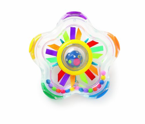 Whoozit Star Rattle