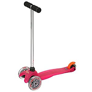 Micro Mini Micro Trottinette 3 roues fille Rose