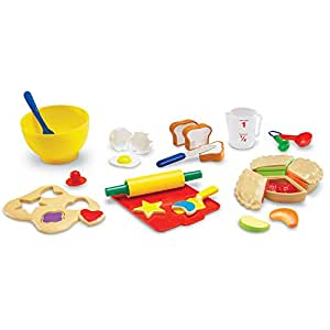 Learning Resources Learning Resources Pretend and Play Bakery Set