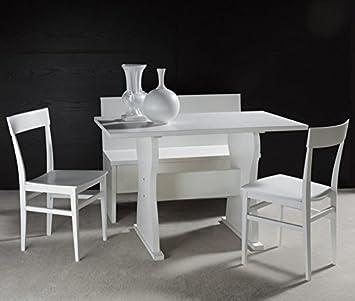 La Seggiola - Tavolo Fisso Fratino Moderno - Misure: 160x80 - Finitura: Impiallacciato Faggio Tinto Naturale