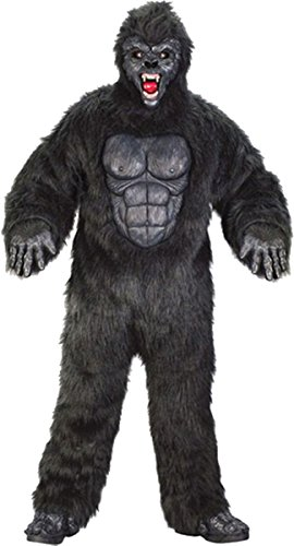GRRR Gorilla Ultra Plush Halloween Plus Size Costume