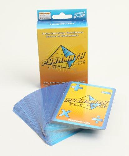 American Educational Pyramath Card Game - 1