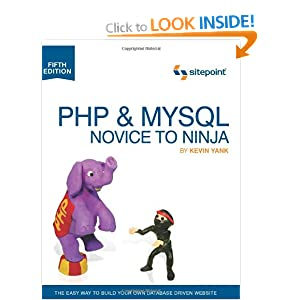 PHP & MySQL Novice to Ninja 5th Edition