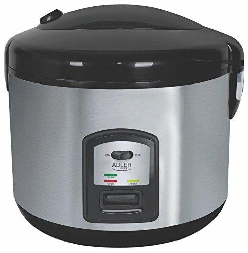 Reiskocher-Multikocher-Dampfgarer-Edelstahl-Schnellkochtopf-Reis-15L-Kochtopf
