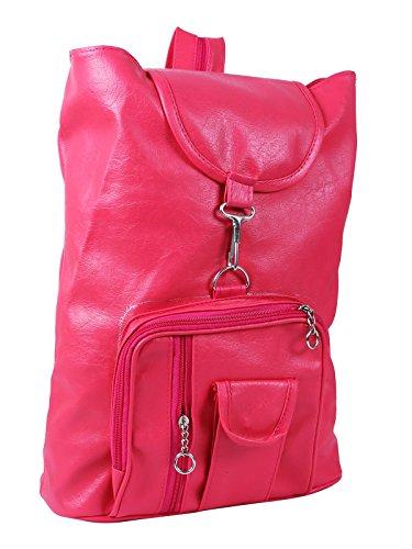 82e0fe9af86 71% OFF on Darash Fashion Women s Stylish Handbag Backpacks Red-Bag-121 on  Amazon