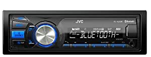 JVC KD-X250BT Digital Auto Media Receiver (AUX-IN, Bluetooth, UKW-Tuner, USB) schwarz