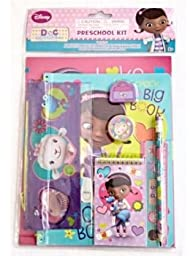 11-Piece Stationary Set (Doc McStuffins)
