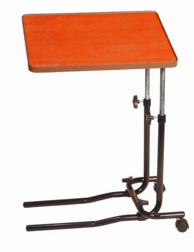 drive-medical-701-mesa-auxiliar-para-cama-o-silla-con-2-ruedas