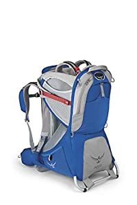 Osprey Packs Poco - Plus Child Carrier (Bouncing Blue, One Size)