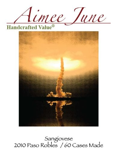 2010 Aimee June Winery Paso Robles Sangiovese 750 Ml