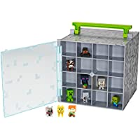 Minecraft Mini-Figure Collector Case w/10 Mini-Figures