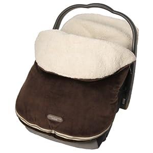 JJ Cole Original Infant Bundleme, Cocoa, Infant (Discontinued by Manufacturer)
