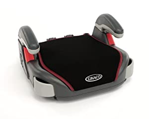 Graco Booster Junior Group 3 Car Seat (Damson)