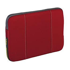 Targus Impax 16 inch Neoprene Skin for Laptop - Red