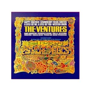 The Ventures - Super Psychedelics (1967)