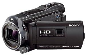 Sony HDR-PJ650 Videocamera Digitale Full HD, 5.4 Mpx, Sensore CMOS Exmor R, Proiettore Incorporato, Nero