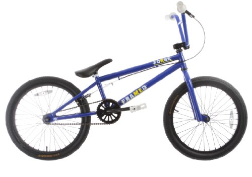 Framed Forge BMX Bike Blue 20