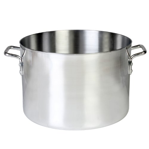 Thunder Group 20 Quart Aluminum Sauce Pot