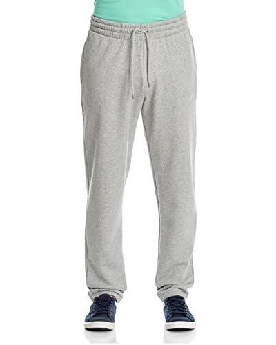 Le Coq Sportif Pantalone Felpa Chronic [Grigio]