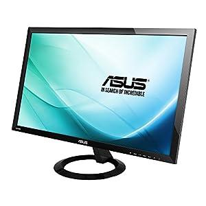 【Amazon.co.jp限定】 ASUS Gamingモニター24型フルHDディスプレイ ( 応答速度1ms / フリッカーフリー / 1,920x1,080 / HDMI×2,D-sub / スピーカー内蔵 / 3年保証 ) VX248H
