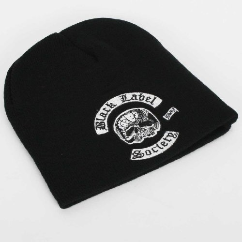 b4d1a3d5970 Black Label Society - Skully Beanie In Black - Import It All