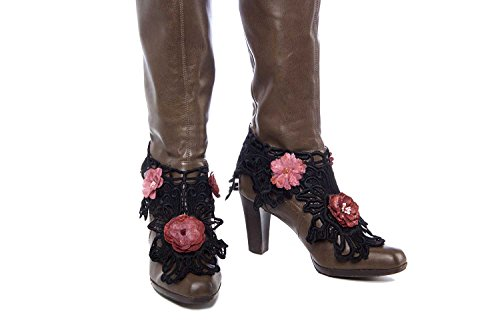 Classic-Commodore-Pair-of-Boho-Chic-Boot-Anklet-Spats