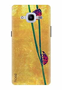 Noise Designer Printed Case / Cover for Samsung Galaxy J2 Pro - 6 (New 2016 Edition) / Patterns & Ethnic / Love And Other Bugs Design