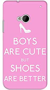 Kasemantra Boys Are Cute But Case For HTC One M7
