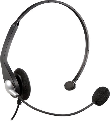 Playstation 3 Headset With Mic Chat - For Windows Also - Rocketfish Rf-Gps31201