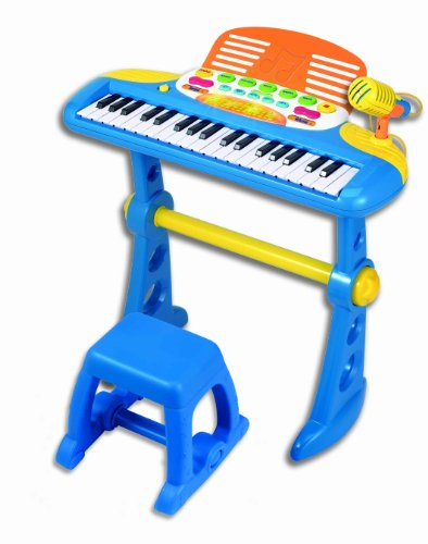 Winfun Kid Fun Electronic Keyboard Set