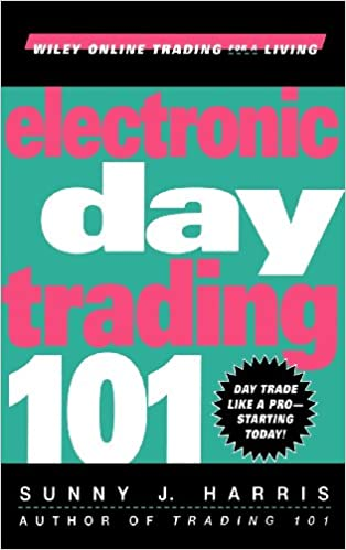 Electronic day trading 101