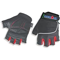 Ironman Elite Model Cycling Gloves (Black, Small)