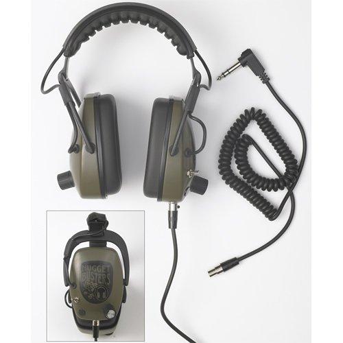 Detectorpro Nugget Buster Ndt Metal Detector Headphones