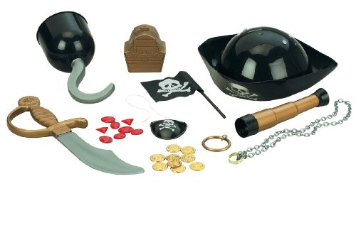 Small World Toys Ryan'S Room - All Decked Out Pirate Play Set front-1063995