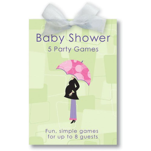 Mod Mom Baby Shower Game Book - 1