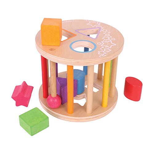 Bigjigs Baby First Rolling Sorter