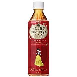 キリン 午後の紅茶 ヨーロピアンスタイル Winter Special アップル&ジンジャー 500ml 1ケース(24本)