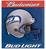 Seattle Seahawks - Budweiser Bud Light - Sticker / Decal at Amazon.com