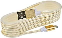 Rockstar High Quality Nylon Micro USB Cable