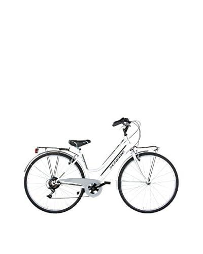Schiano Cicli Bicicleta 28 Trk City Joy 06V. Blanco