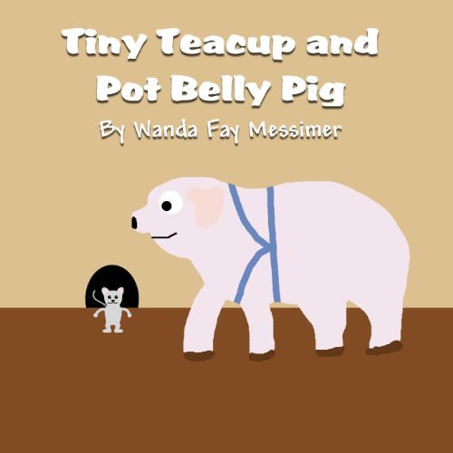 Tiny Teacup and Pot Belly Pig
