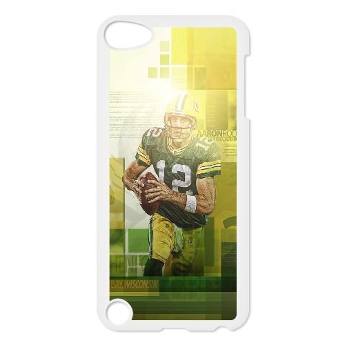 Aaron Rodgers iPod Touch 5 Case White