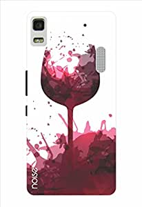 Noise Wine Dine Printed Cover for Lenovo K3 Note
