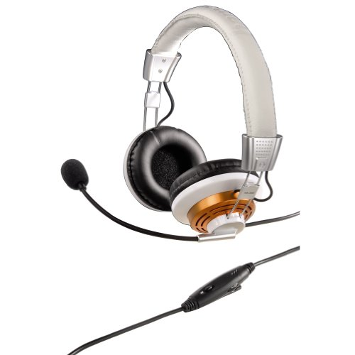 Hama PC Headset HS 320 weiß