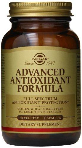 Solgar Advanced antioxydant Formula gélules