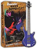 IJXB190 Electric Bass Jumpstart Pack (Jewel Blue)